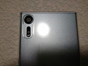 XperiaXZs(G8232)向けTPU素材液晶保護フィルム購入レビュー