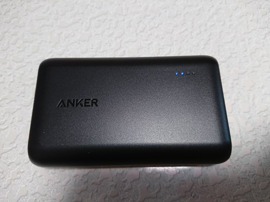 Anker PowerCore Speed 10000 QC購入レビュー