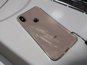 iPhoneXs MAX ESR製ガラスフィルム