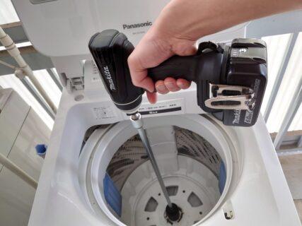 Panasonic 縦型全自動洗濯機 7.0kg NA-FA70H6 分解洗浄