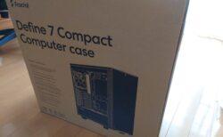 Fractal Design Define7 Compact追加購入